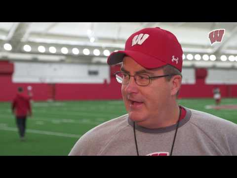 Wisconsin Badgers Blog (58608) - Badgers football: Reaction from practice Tuesday with Paul Chryst