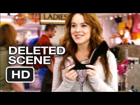 Mean Girls Deleted Scene - Spring Fling Shopping (2004) - Lindsay Lohan Movie HD
