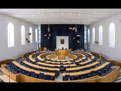 68. Sitzung am 24. Oktober 2018