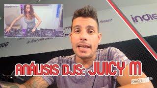 Análisis Polémicas DJs: JUICY M ¿Realmente es buena dj?