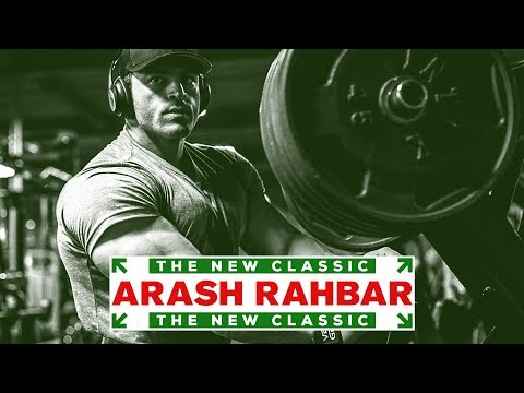 Episode 2: The Glory In Suffering For Contest Prep | Arash Rahbar: The New Classic