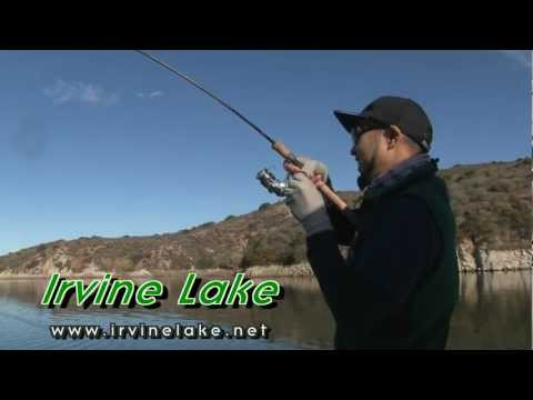Trout Fishing Tutorial - Lead Core Trolling, Looking For Conditions