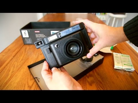 Lomography Lomo'Instant Wide Camera Review