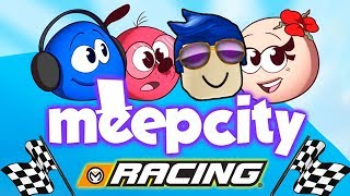 ROBLOX RACING MEEP CITY | Roblox Roleplay | Roblox Adventures