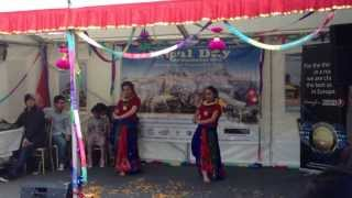 Maitighar nepali song dance on Nepal Day Ireland 2013