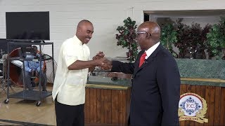 Truth of God Broadcast 1107-1108 Pastor Gino Jennings with Dr. Burton HD Raw Footage!