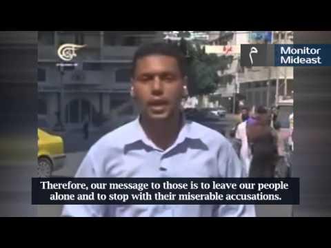 Palestinian Spokesman: Saudi Arabia Supports Israel, Iran Our Ally (English Subtitles)