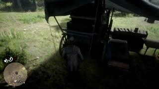 [Red Dead Redemption 2] Chapter 2: Horseshoe Overlook (pt14)