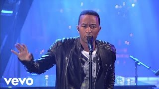 john legend who did that to you live on letterman