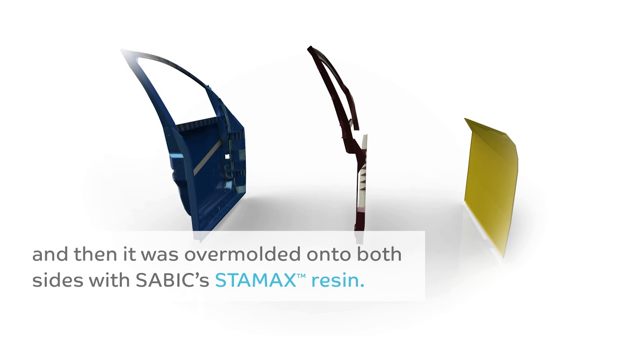 Sabic releases results of lifecycle assessment of car doors