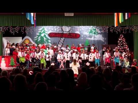 Turnbow Elementary School   North Pole Exposure   December 16, 2014