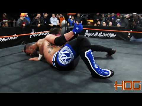 [FREE DREAM MATCH] AJ Styles vs Ricochet - HOG: Phenomenal S