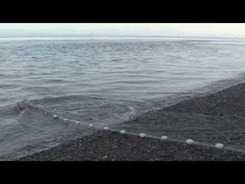 How To Set A Beach Set Net