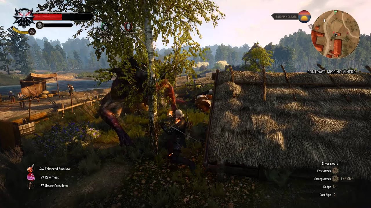 Witcher 3 Cheaters Get Hilarious Punishment - CINEMABLEND