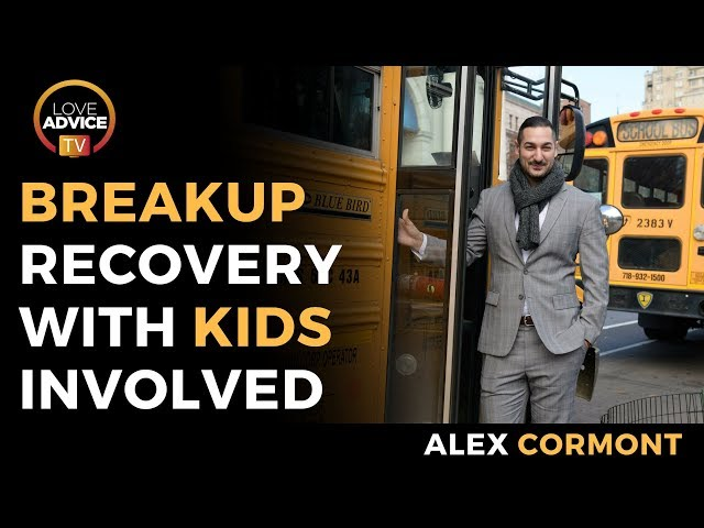 Breakup Recovery When Separated With Kids | Adapt To Your Situation!