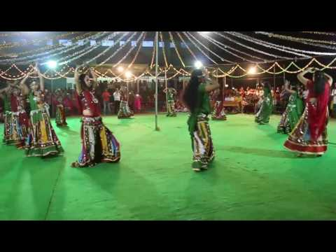 Indo-Western Group - Day 8 - RRCAT Garba 2016