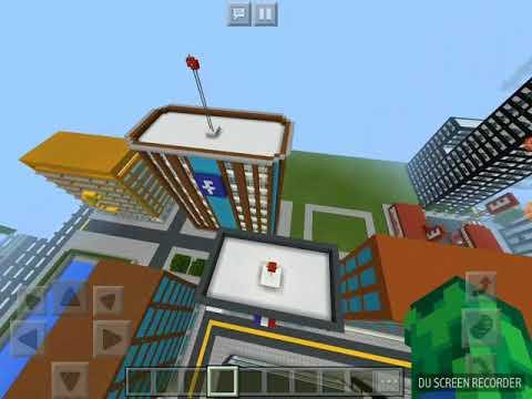 как сделать карту город