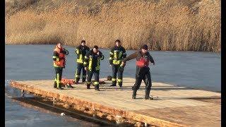 У м. Лиман рятувальники врятували рибалку
