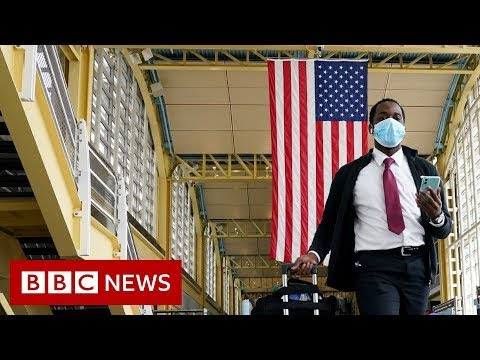 Coronavirus: US in crisis as 33m Americans lose their jobs - BBC News
