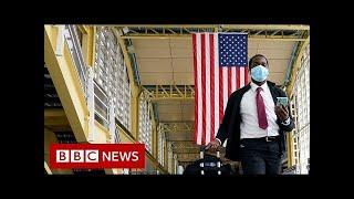 Coronavirus: US in crisis as 33m Americans lose their jobs - BBC News