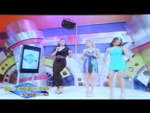 Peña Suazo Y La Banda Gorda En Programa De Tv De Extremo A Extremo 2011 MAFIAURBANA.net
