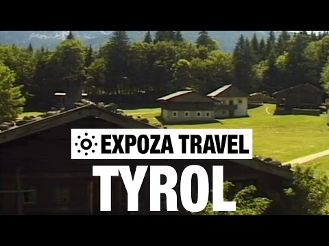 Tyrol (Austria) Vacation Travel Video Guide