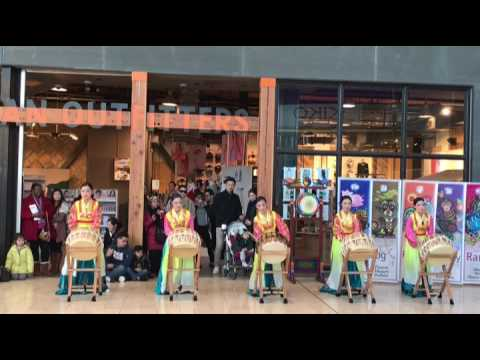 20170204 Lunar New Year Celebration Garden State Plaza Youtube