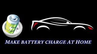 Car battery charger 12V 5 Amp (For Car and Bike)
