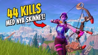 GETS 44 KILLS IN A MATCH WITH THE NEW ' DREAM ' FLEECE IN FORTNITE