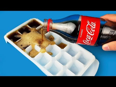 5 AWESOME COCA COLA TRICKS!