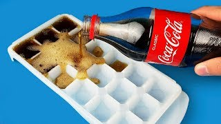 5 AWESOME COCA COLA TRICKS! thumbnail