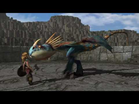 HOW TO TRAIN YOUR DRAGON - Dragon Training Lesson 1: The Deadly Nadder