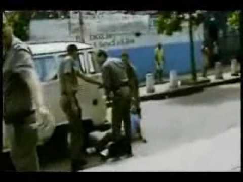 Brazilian Police Executes Gang Member