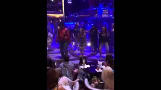 Vision of the seas thriller dance 3/20/15