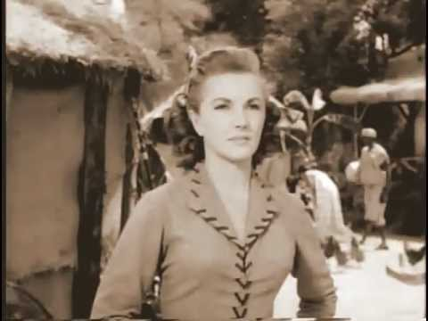 Panther Girl of the Kongo 1: Claw Monster 1955
