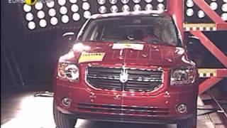 Euro NCAP | Dodge Caliber | 2007 | Crash test