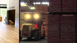 Самое крутое производство паркета в мире!(Завод паркета в Дании Junckers показывает уникальное производство доски. Автоматизированное производство..., 2015-07-10T07:33:18.000Z)