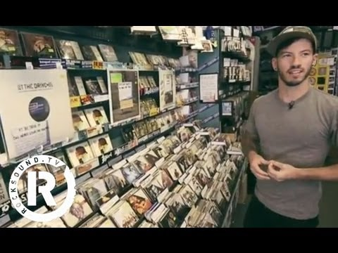Record Shopping With Twenty One Pilots' Josh Dun