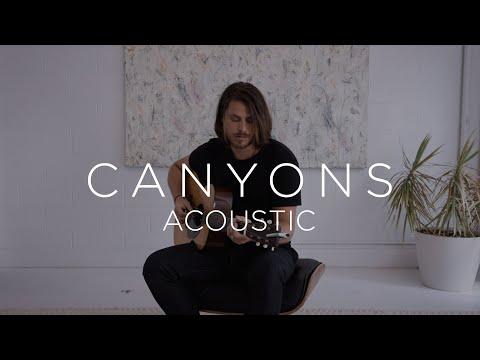 Canyons (Acoustic) - Cory Asbury