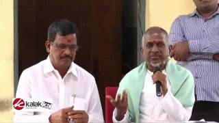 Ilaiyaraaja and Kalaipuli S Thanu Press Meet