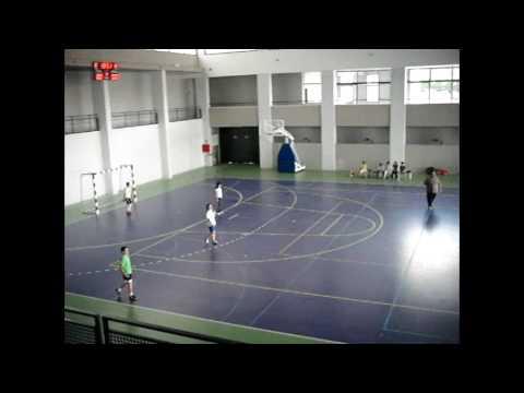 Torneo Apertura Pabellón Municipal de Deportes