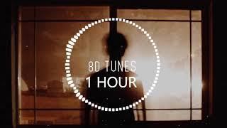 (1 HOUR) Gorillaz - Feel Good Inc  (8D AUDIO) 🎧