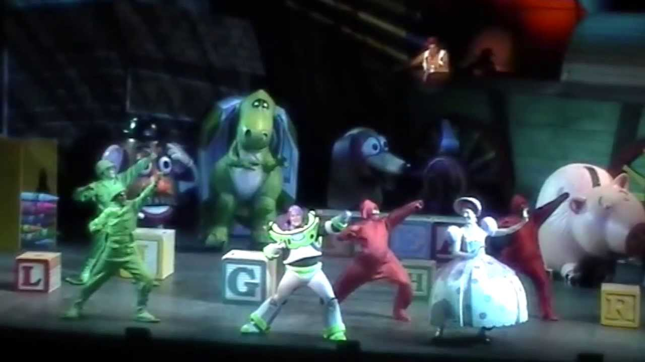 Toy Story The Musical : To infinity and beyond toy story the musical youtube