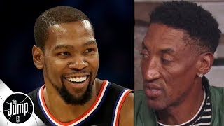 Download Kevin Durant has done 'something very special' in signing with Nets - Scottie Pippen | The Jump Mp3 and Videos