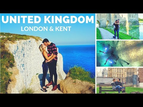 UNITED KINGDOM OUR QUIRKY ADVENTURE- TRAVEL VLOG LONDON