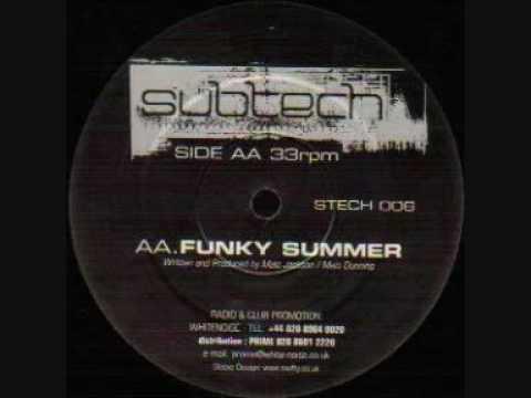 Subtech - Funky Summer