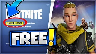 [PATCHER!!] HOW TO FORTNITE SAUVER THE WORLD [FREE] ON PS4, XBOX ONE AND PC