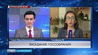 Радий Хабиров призвал депутатов работать с избирателями через соцсети