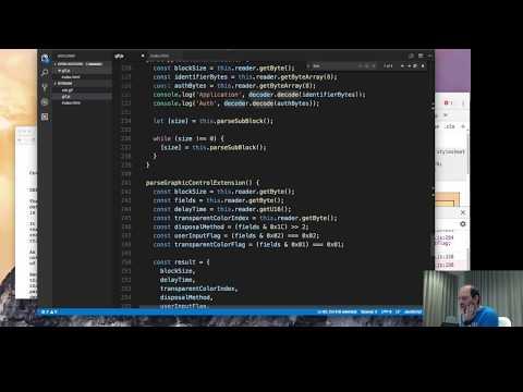 LIVE CODE: GIF decoder, part 3