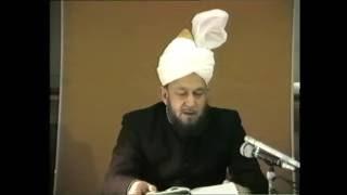 Dars ul Quran - No. 38 (English)